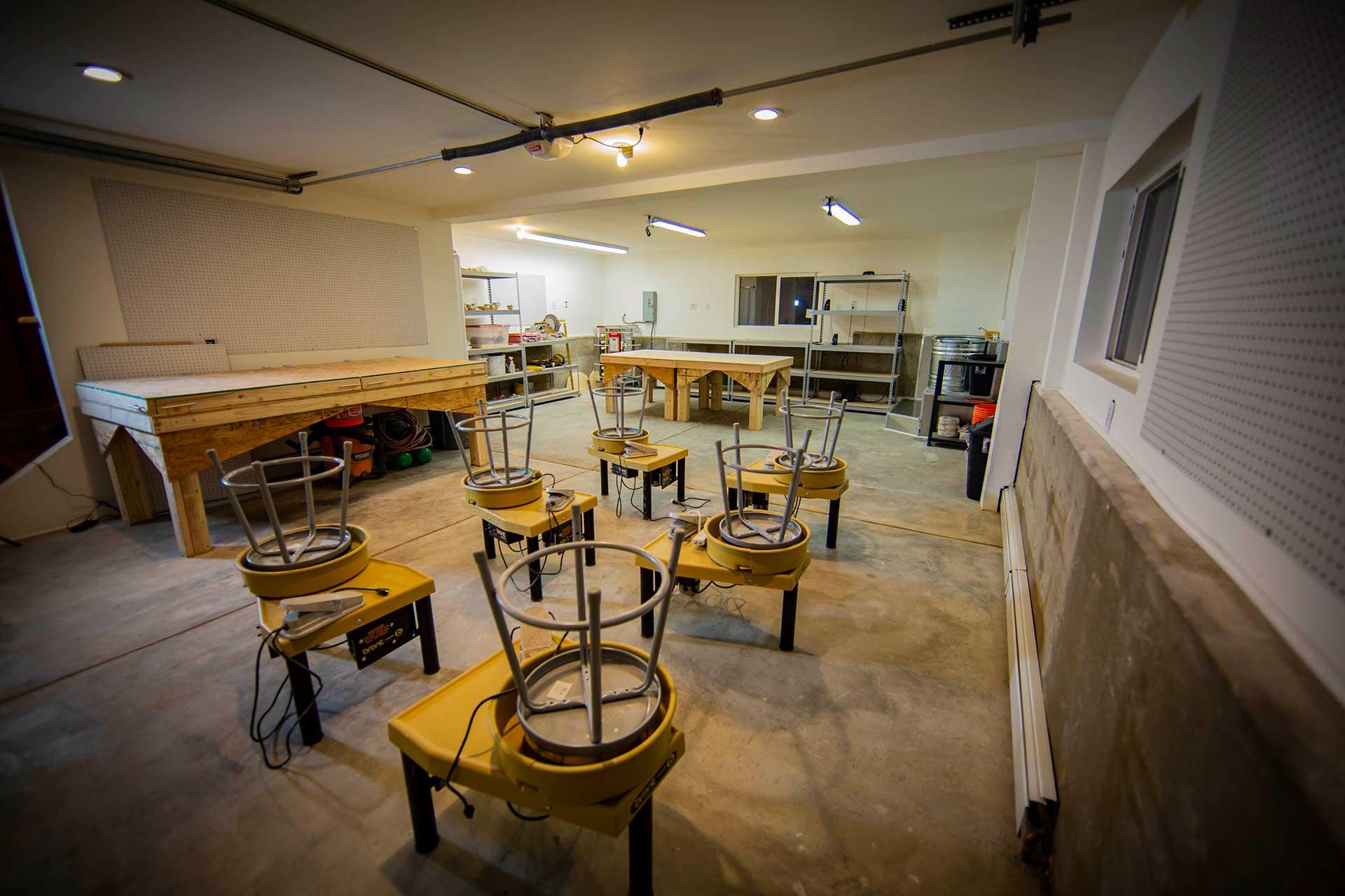 pottery studio in lafayette colorado